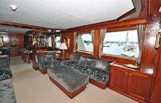 Motor Yacht Main Salon