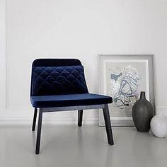 Møbel Copenhagen Lean lounge stoel