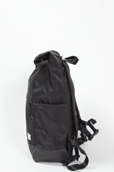 Norse Projects Bags for Men | Isak Rucksack in Black | Incu