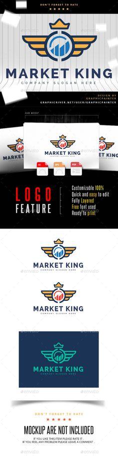 Market King Logo