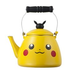 Pokemon Kettle Cute Cookware Cartoon Collection From Japan