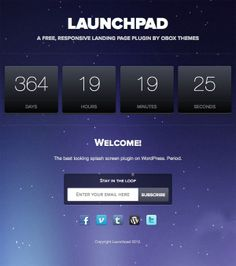 Create Landing Pages Using WordPress