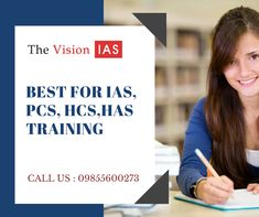 The #vision #IAS Is the best #IAS #PCS #HCS #coaching #institute in #Chandigarh We have skilled and professional teaching staffs that are well educated from the highly reputed institution or universities. For any inquiry call us at +91-9815-922-061