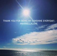#Marbella #Spain #CostadelSol #sunshine #quotes #beach #touristinformation