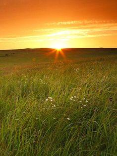 20 Reasons We Love Kansas - 1# Beautiful Sunsets