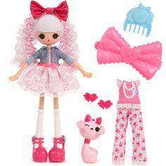 Lalaloopsy Girls Doll, Suzette La Sweet: Character Corner : Walmart.com