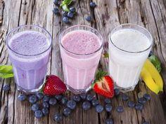 Koktajle białkowe – przepisy na koktajle owocowe i warzywne