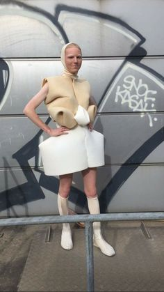 #fashion #show #for @textilskolen2840 #exit17 #amazing #designer @amaliegrauengaard #and #im #the #fabulous #model 💖💖💖