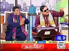 The Awesome World: Hasb e Haal On Dunya News 29th September 2016