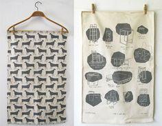 Heather Moore - Skinny Laminx fabrics South African Design, My Tea, Surface Pattern Design, Tea Towels, Fiber Art, Screen Printing, Textiles, Skinny, Inspiration
