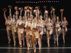 A Chorus Line, saw on Broadway in 1986