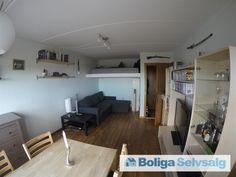 Rebæk Søpark 3, 14. 1403., 2650 Hvidovre - Perfekt indflytningsklar studielejlighed #ejerlejlighed #ejerbolig #hvidovre #selvsalg #boligsalg #boligdk