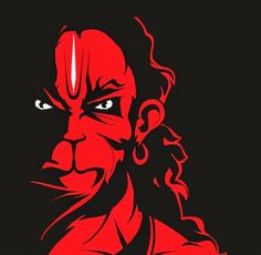 No automatic alt text available. Hanuman Tattoo, Hanuman Chalisa, Shiva Tattoo, Hanuman Ji Wallpapers, Shiva Lord Wallpapers, Hanuman Photos, Jai Hanuman Images, Shiva Photos, Shiva Angry