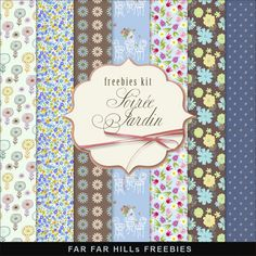 Click HERE to download New Freebies Kit of Papers - Soirée Jardin . And see other Vintage Freebies. Enjoy! Please, leave a comment. Fi...
