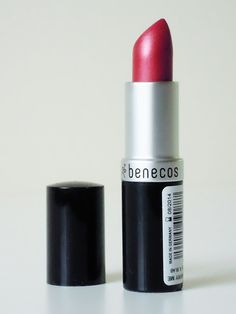 "The Beauty Hunters: Swatch & review: rossetti Benecos in ""Marry me"" e ""Just Red"" / Benecos natural lipstick"