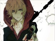 anime boy cold