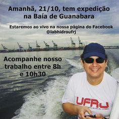 Transmissão ao vivo pelo Facebook! Acompanhe a gente.