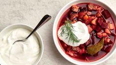 Husté, syté polévky prohlašujeme za nejlepší pokrm k večeři, zvlášť v zimním období. Chana Masala, Beef, Ethnic Recipes, Meat, Steak
