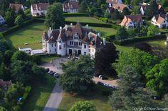 ✈️ Photo aérienne de : Gouvieux - Oise (60)