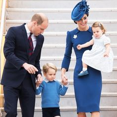 Royal Fashion!: Find Out Why Kate Middleton and Prince William Only Dress Son Prince George in Shorts