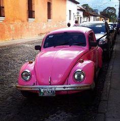 Mexico VW