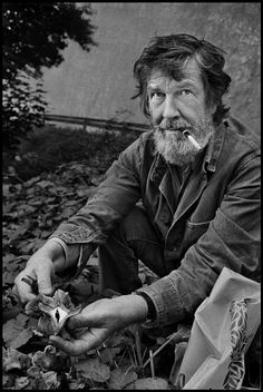 Review: John Cage's Historical Niche, a Legacy in Letters - The New York Times
