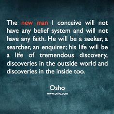 osho Osho Quotes On Life, Rumi Quotes, Inspirational Quotes, Hindi Quotes, Spiritual Names, Spiritual Wisdom, Powerful Quotes, Mindful Living, True Words
