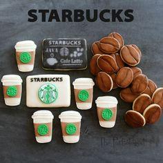 The Partiologist: Starbucks!