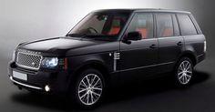 Range Rover Kensington Limited Edition