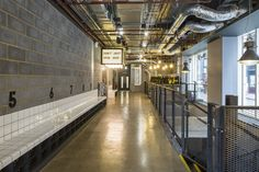 1Rebel Boutique Gym in London by Studio C102   Yatzer