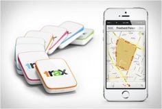 TRAX REAL-TIME GPS TRACKER - http://www.gadgets-magazine.com/trax-real-time-gps-tracker/
