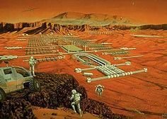 Story idea: The Mars-town rebellion  Here's an idea for a science fiction story set on Mars. It's still lacking in both plot and characters, but as a basic story idea I think it has potential.