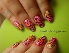 Konad Addict: Summer nails