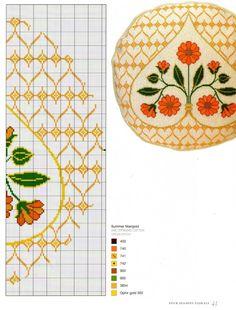 Gallery.ru / Фото #39 - Elizabethan Cross Stitch - Orlanda