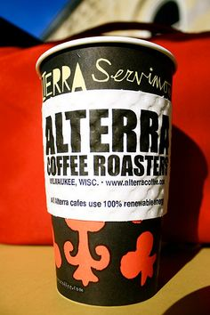 Local date idea: Alterra coffee at the lake
