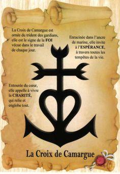 9ef0effc633d croix-camargue- Croix De Camargue, Tatoo Croix, Taureau Camargue, Tatouage  Croix