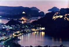 Mirina, Limnos island, Greece       My grandfather was born here, I want to go...