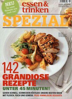 essen & trinken SPEZIAL Heft 01/2013