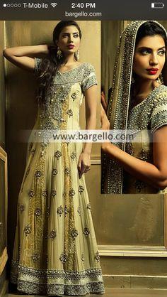 Desi gown