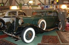 Calling all #car lovers- Canton Classic Car #Museum | #Canton, Ohio