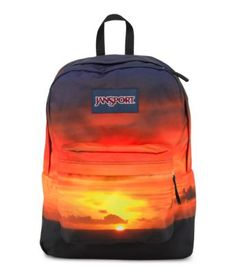 For a backpack with personality, the JanSport High Stakes features premium fabrics in a variety of colors and prints, including animal and camo prints.