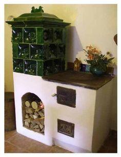skanzen cserépkályha - Google keresés Rustic Fireplaces, Home Fireplace, Rocket Stoves, Antique Items, Painted Furniture, Liquor Cabinet, Sweet Home, Shabby Chic, Hearths