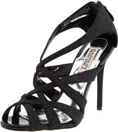 Badgley Mischka Platinum Women's Junebug Sandal $67.28 (save $157.72) + Free Shipping
