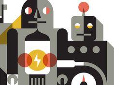 Doublenaut - WIP Robots