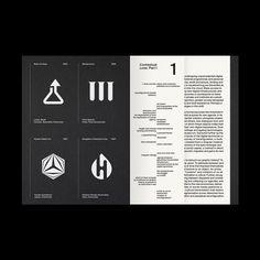 Logo Archive, Online Archive, Logo Design, Graphic Design, Zine, Booklet, Branding, Learning, Instagram