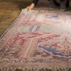 Teppich Art Print