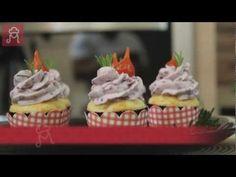 ▶ Receita de Cupcake - YouTube