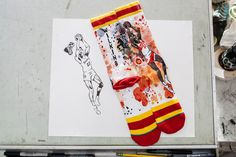 Todd Francis X Stance NBA Legends Collection. Collezione calze NBA 3cceac43243b