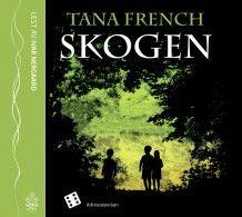 Skogen av Tana French (Lydbok-CD)