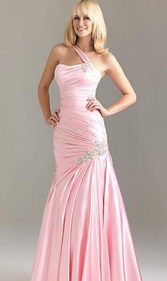 prom dress, just not pink